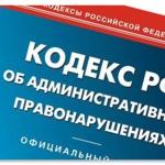 административная ответственность заказчика